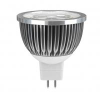 LED GU5.3, луничка, 4w